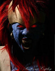Demona Awakening by Panterona