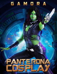 The deadliest woman in the whole galaxy by Panterona