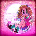 Fucsia Bubbles