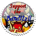 Bowser Banditz Stamp by TailsWorld1