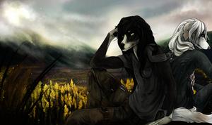 Ryker and Ansel by Dakikr