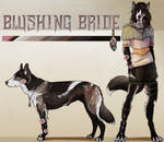 Blushing Bride Ref Sheet