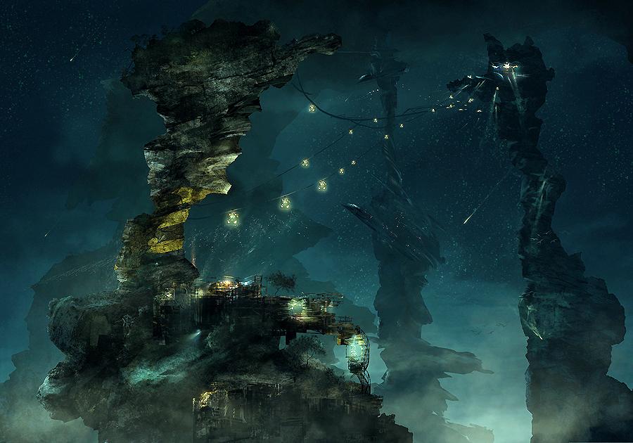 Skies of Hope by angrymikko