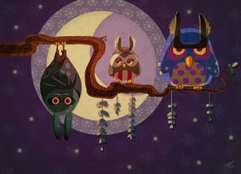 Night Watch by angrymikko