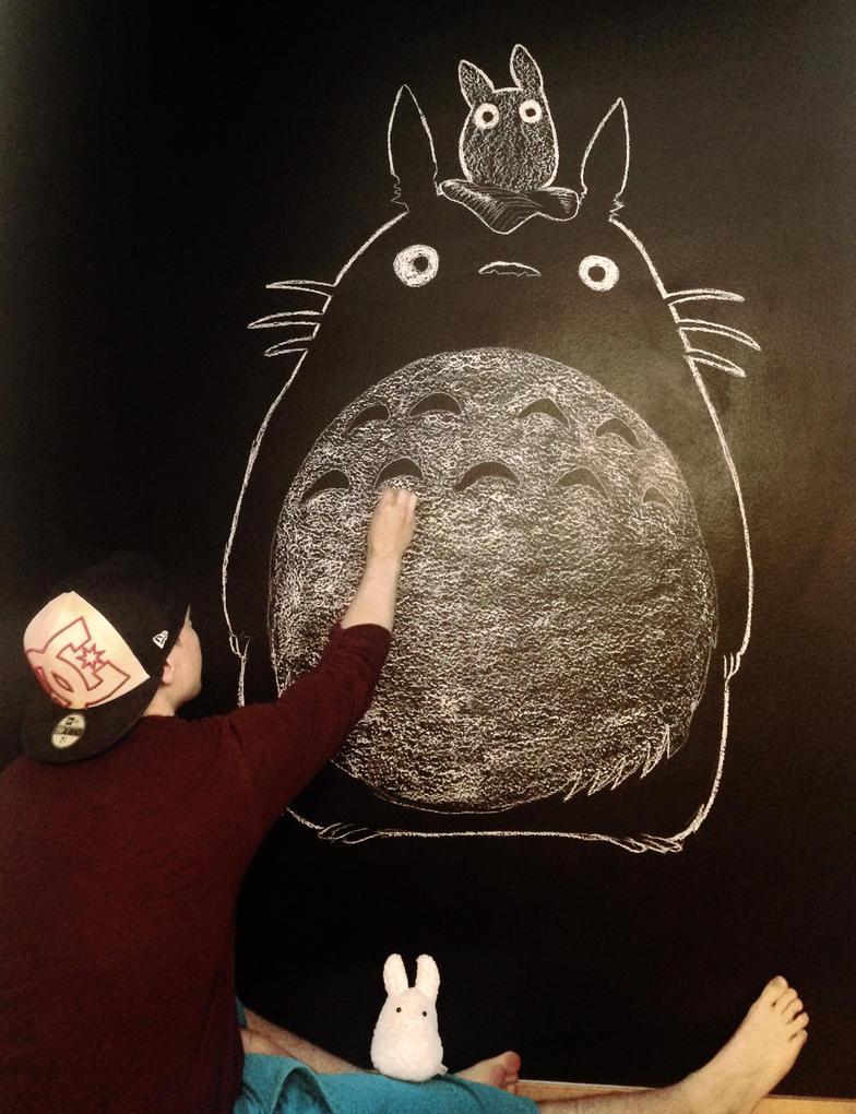 Totorofb by angrymikko