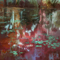 Lake by angrymikko