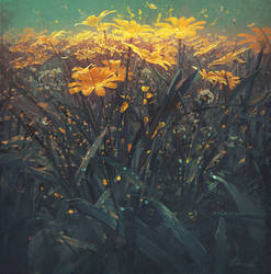 Turmeric Wind by angrymikko