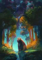 <b>Whisper Of The Woods</b><br><i>angrymikko</i>