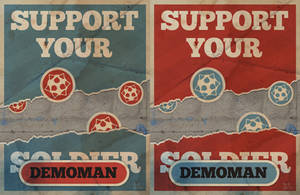 Support Your Demoman