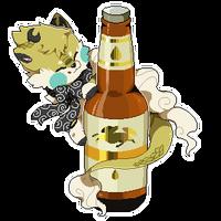 Kirin Ichiban Beer by Yanchamu