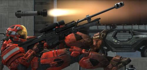 Halo Rocket Dodge