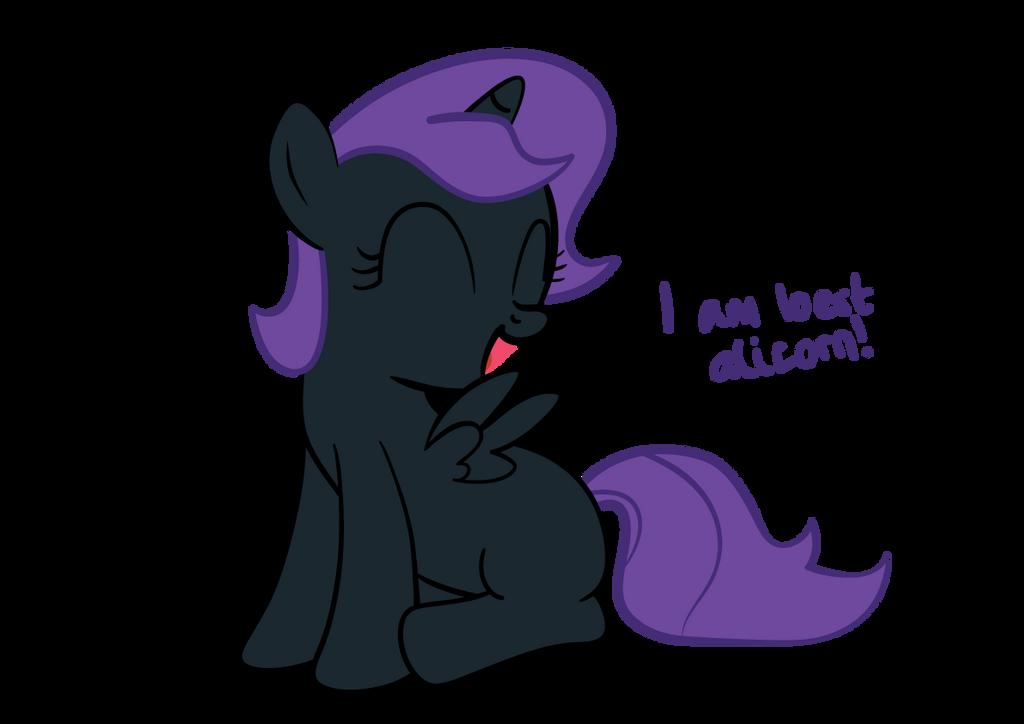 Nyx is best Alicorn
