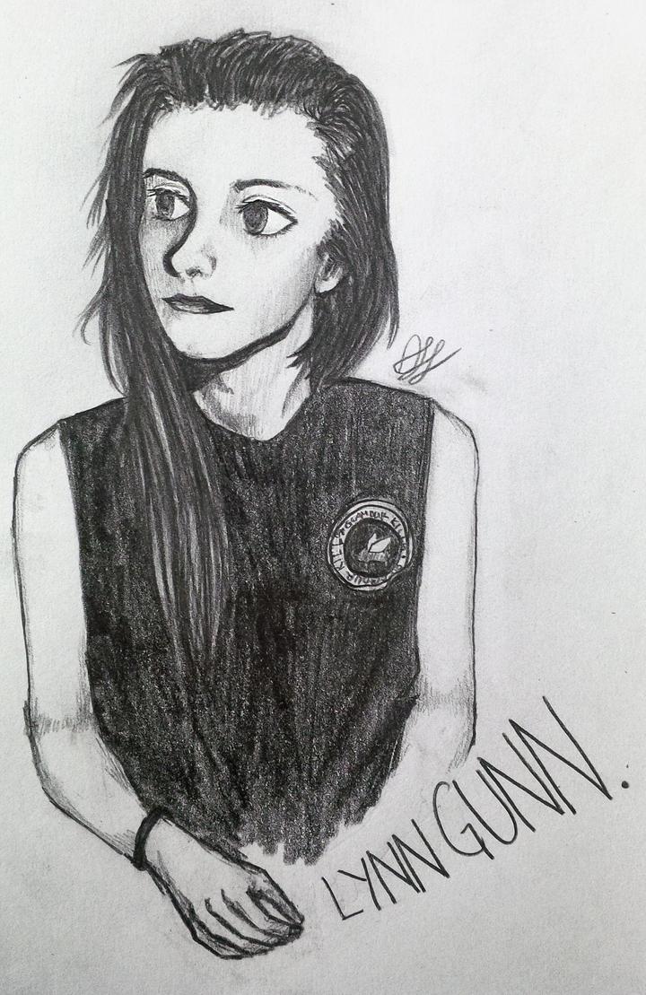 Lynn Gunn by atlgdlp
