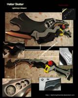 Helter Skelter trasformable by LightningTheArtist