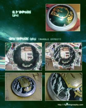 New Lightning shield W.I.P.