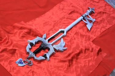 Lost Memory Keyblade from Kingdom Hearts