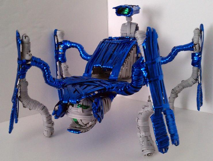 Twistie Halo 3 Scarab by TwistieCrafter