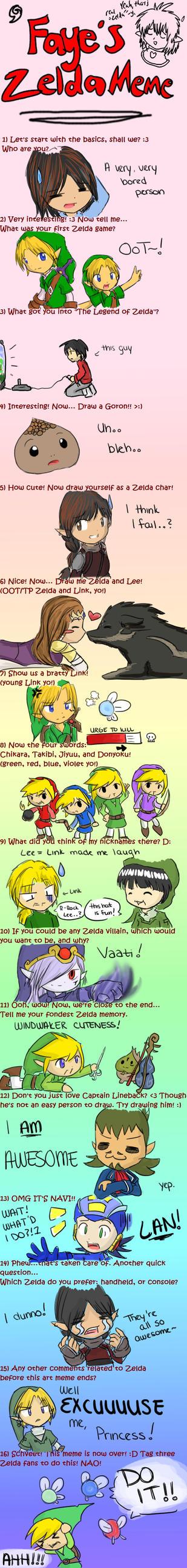 Zelda Meme by DigitalYoshi