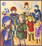 Swordsmen of Smash