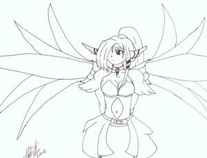 Sora no Otoshimono - Theta