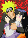 Kyuubi Naruto and Hinata