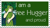 Tree Hugger by Lozza-Leonhart