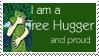 Tree Hugger by Lozza-Leonhart