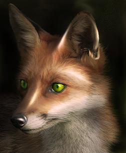 deviant ID by Magic-Fox