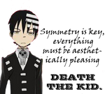 Death the Kid PNG