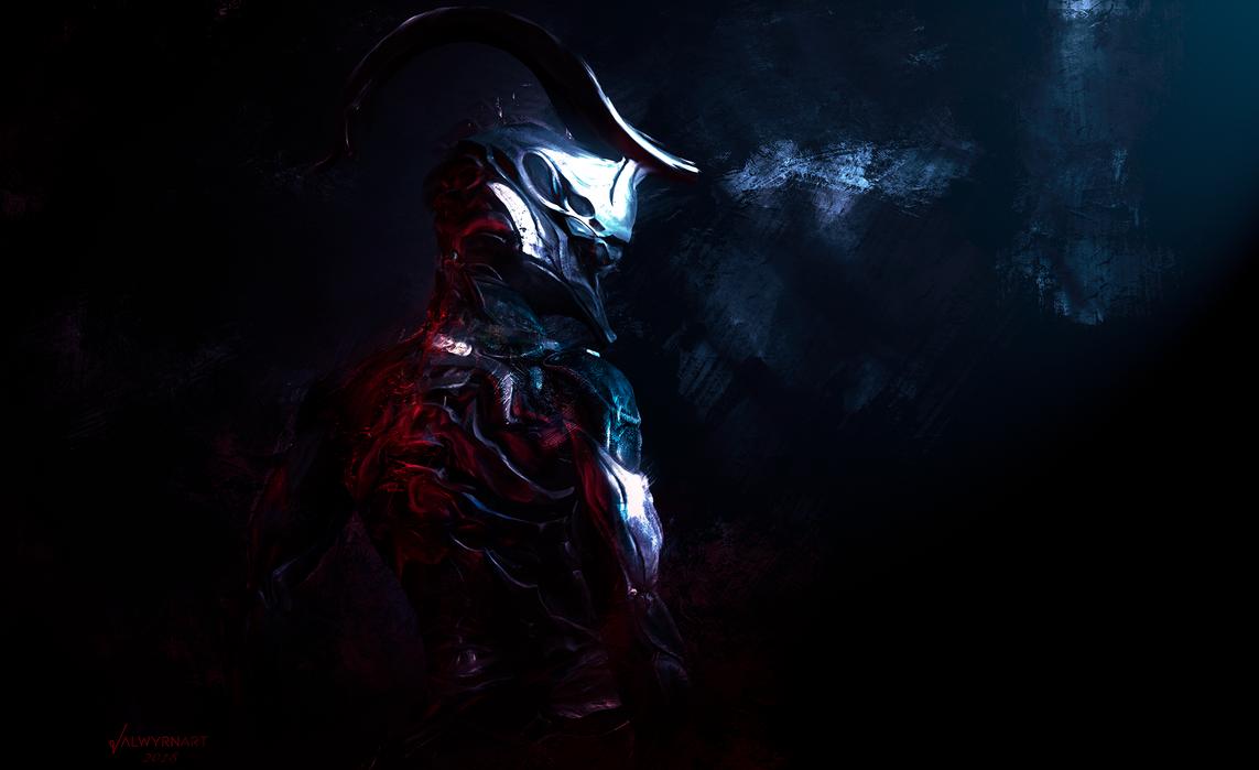 Nyx the Nemesis by ValwyrnArt