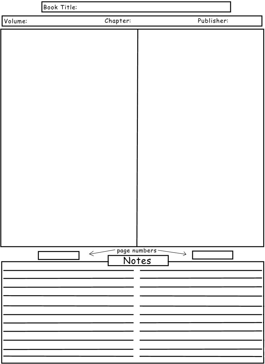 Storyboard Layout English by MikiRozu