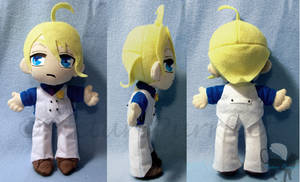 Commission: Gill Plushie