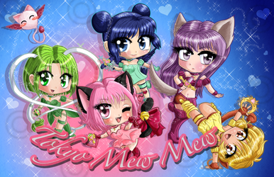 Tokyo Mew Mew Poster