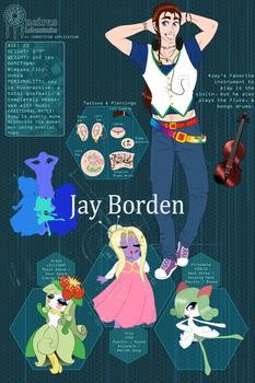 PDL: Jay Borden