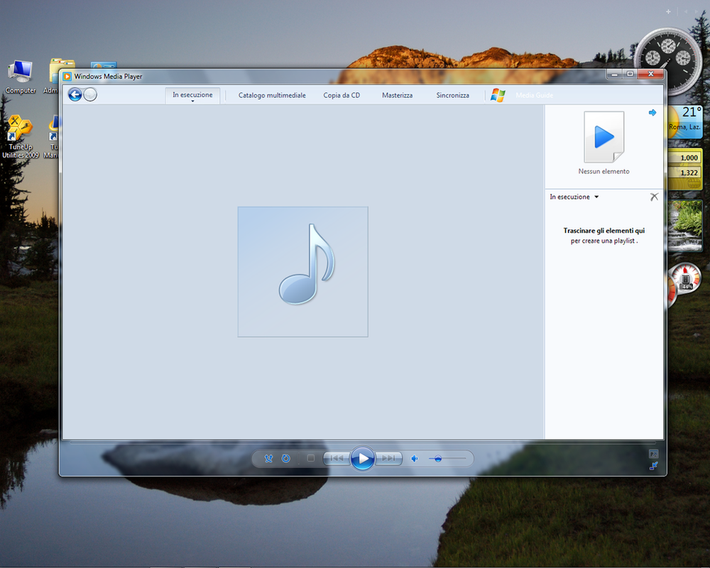 RC1 Media Player 12 for Vista by nightmare333