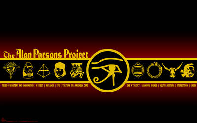 Alan Parsons Project Icons by SapphyreMermaid