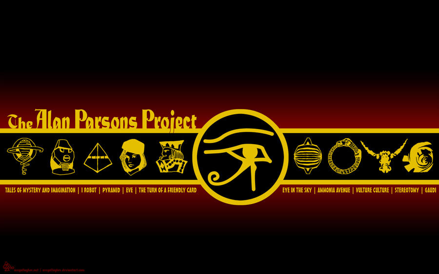 Alan Parsons Project Icons by acegallagher