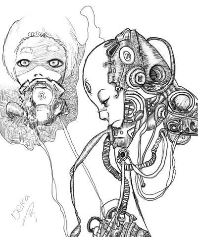 steampunk by DekaHussein