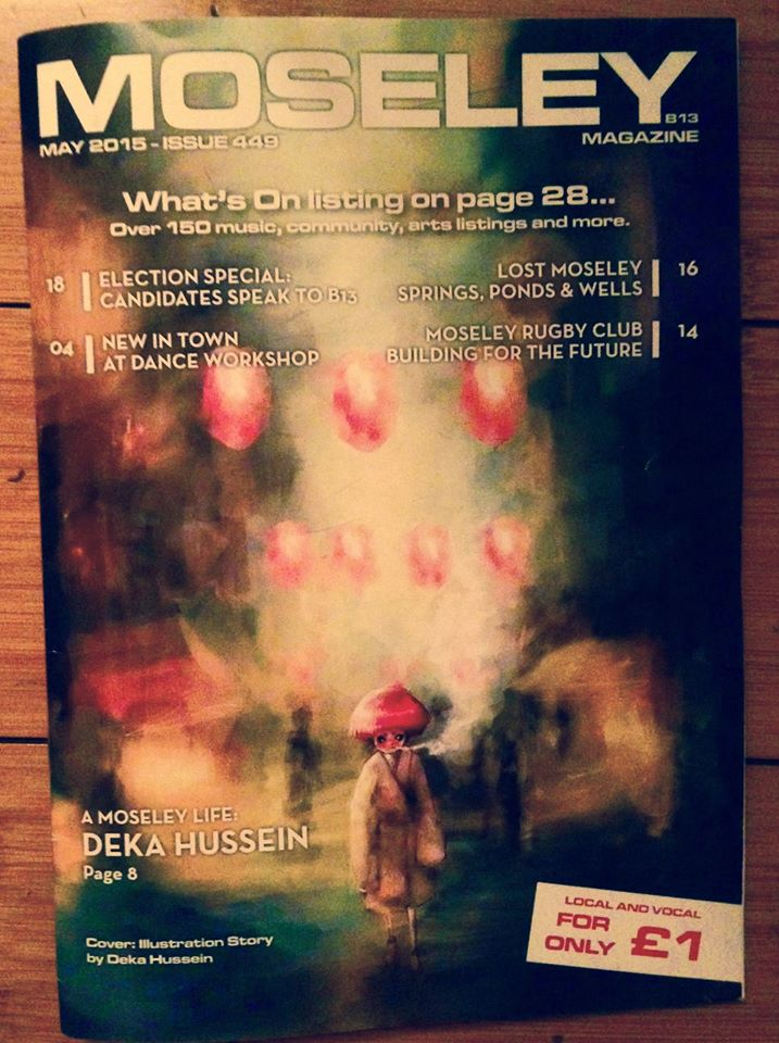 B13 Magazine x by DekaHussein