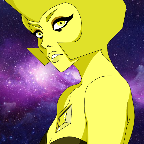 I love Yellow Diamond by xSilveria