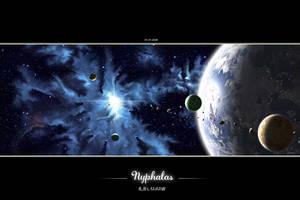 Planet Nyphalas by jiwwy-ast