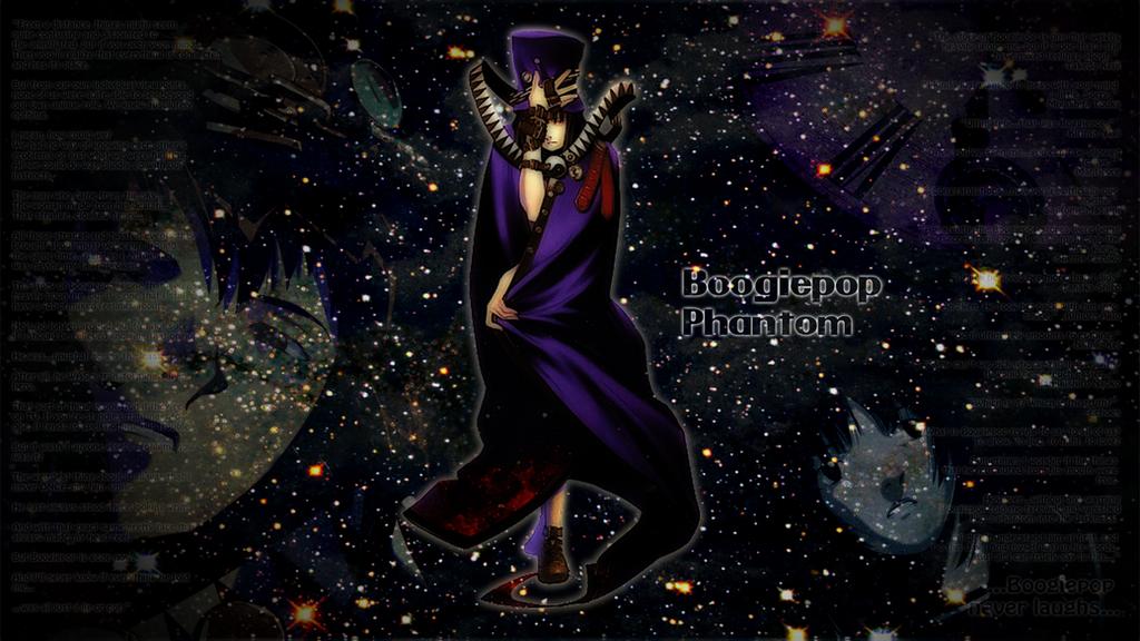 Boogiepop Phantom Wallpaper ver.1 by One-Mister-Badguy on DeviantArt