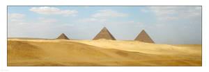 Sahara Skies by 1500