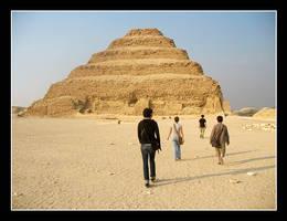 Saqqara by 1500