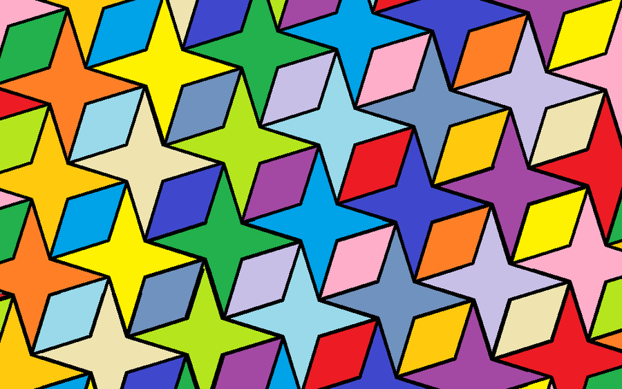 math worksheet : tessellation texture by quipitory on deviantart : Tessellation In Math