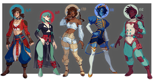 Adopts 168-172 [Auction - Closed]