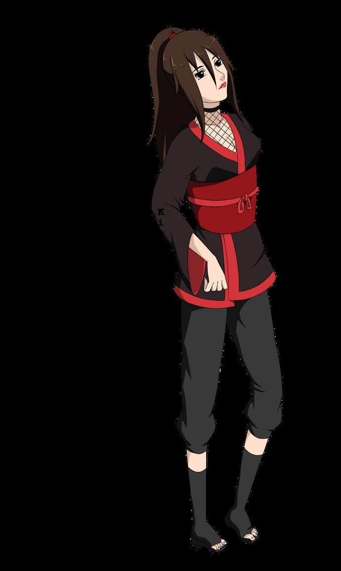 :Naruto OC: Reira Uchiha by KirCorn