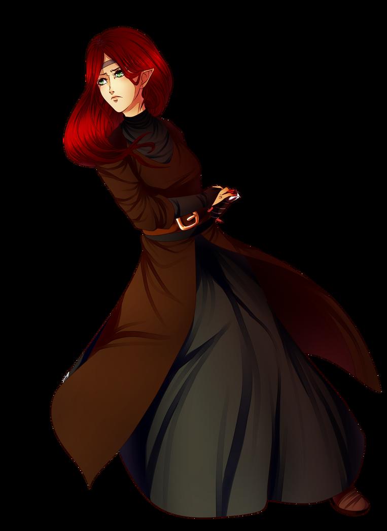 :CP: Lady Doom by KirCorn