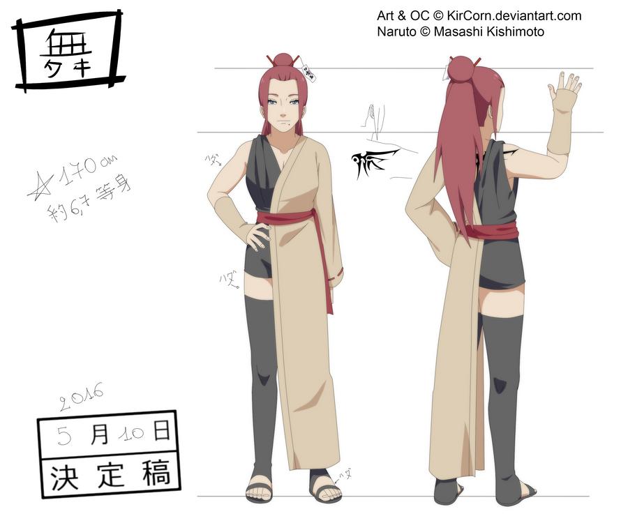 My Naruto Rpc Mai Sad Pics: :Naruto OC: Mai Settei By KirCorn On DeviantArt