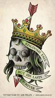 Kingdoms Fall by Sam-Phillips-NZ